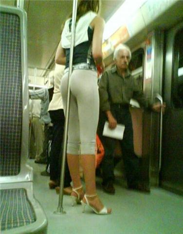 holding-on-in-subway