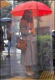 Protective Umbrella