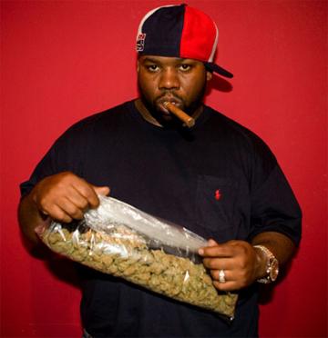 take all your man kush weed